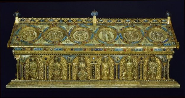 Relikviár sv. Maura.
