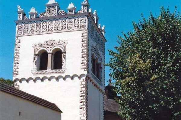 Kežmarská renesančná zvonica.