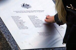 Na východe Ukrajiny zahynulo 38 Austrálčanov.