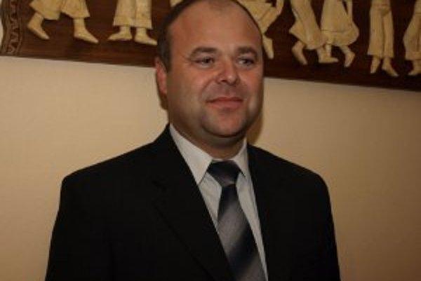 Viceprimátor Prievidze Ľuboš Maxina.