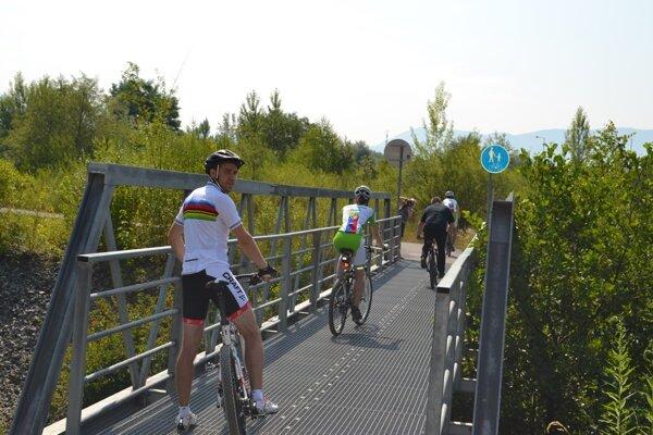 Od začiatku roka trasou prešlo vyše 50 tisíc bikerov.