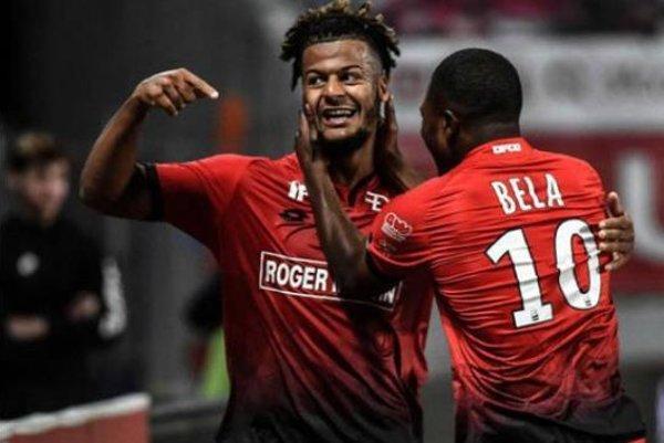 Futbalisti Stade Rennes - ilustračná fotografia.