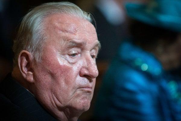 Exprezident Michal Kováč zomrel vo veku 86 rokov.