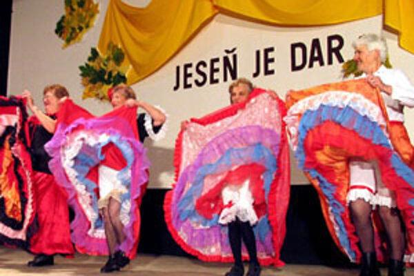 Seniori z regiónu predstavia svoje voľnočasové aktivity v Zemianskych Kostoľanoch 7. a 8. októbra.