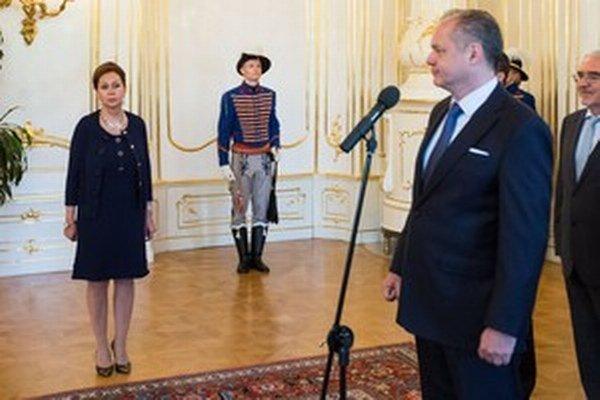 Po rozhodnutí Ústavného súdu pod vedením Ivetty Macekovej Andrej Kiska nevie, na čom je.
