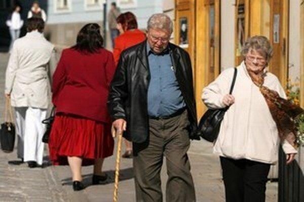Do dôchodkového príjmu sa pri posudzovaní nároku na minimálny dôchodok nebudú započítavať doživotné penzie z druhého piliera