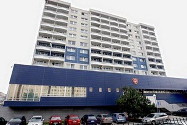 Budova NBÚ.