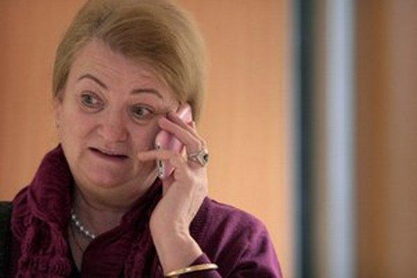 Europoslankyňa Anna Záborská by sa mala v sobotu vrátiť do vedenia KDH.