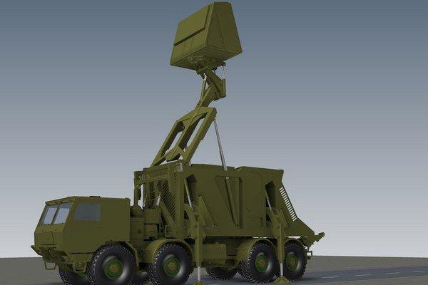 Nový vojenský radar chcelo Slovensko pôvodne vyvinúť a vyrobiť spolu s ďalšími krajinami V4.
