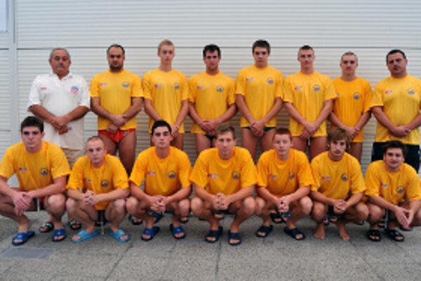 Novácki vodnopólisti dokázali v extralige konkurovať skúsenejším hráčom.