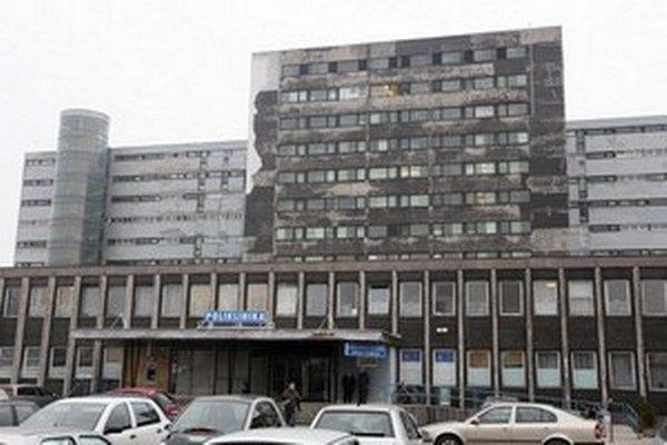 Nemocnica v Galante.