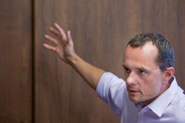Šéf Siete Radoslav Procházka.