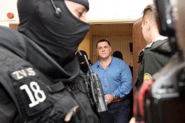 Černák chce spolupracovať s orgánmi činnými v trestnom konaní.