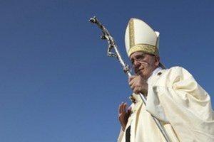 Pápež František povzbudil Slovákov v súvislosti s referendom k odvahe.