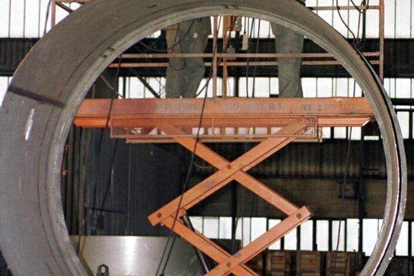 Tlmačskí strojári majú zákazku pre elektráreň v Čiernej Hore.