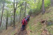 Otvorenie Švošovského turisticko-náučného chodníka prilákalo viac ako stovku milovníkov prírody.
