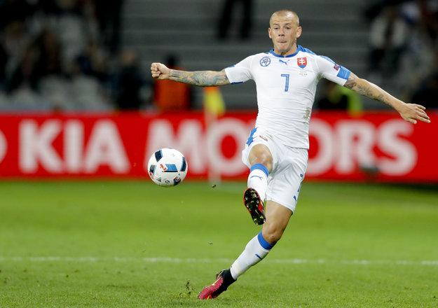 Vladimír Weiss si v najbližšom kvalifikačnom dvojzápase slovenský dres neoblečie.