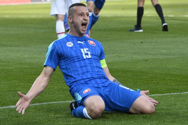 Kapitán tímu Adam Zreľák v najbližších zápasoch nenastúpi.