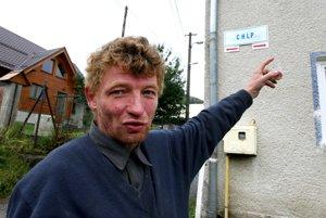 Miestnemu obyvateľovi Dušanovi Tomajkovi názov ulice neprekáža. Je to podľa neho miestna rarita.