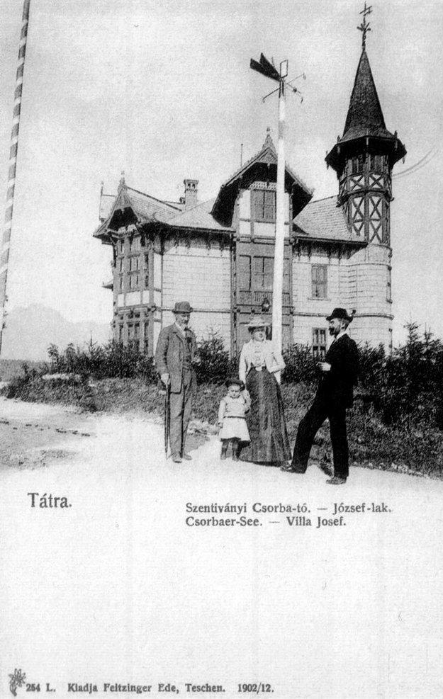 Tatranskí hostia v minulosti