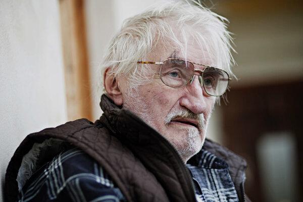 Pavel Landovský v roku 2011