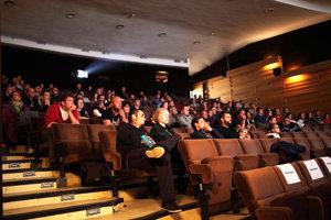 Na predstavenie projektu Námestovo budúcnosti prišli najmä mladí ľudia.