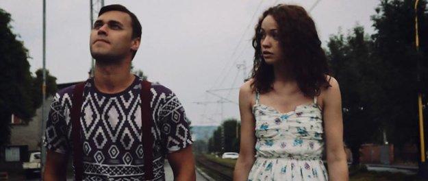 Matej Lacko a Ivana Krajňáková si vo filme zahrali pár