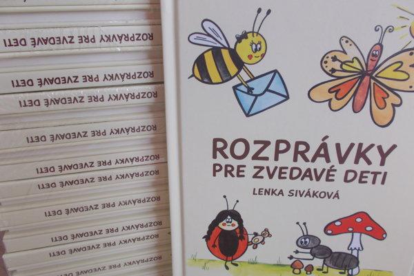 Kniha obsahuje 31 rozprávok.