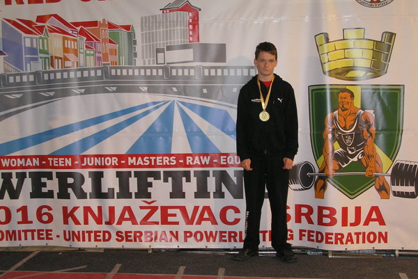 Štefan Lehocký sa v 15. rokoch stal majstrom sveta