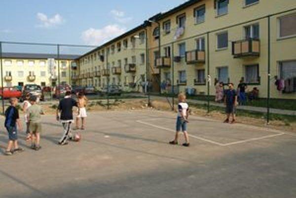 Nájomné byty sú aj na Ciglianskej ceste, niektorí sa do nich však nasťahovať nechcú.