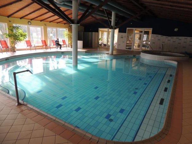 Bazén Sport Park Stupava