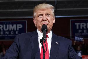 Trump sa podľa niektorých analytikov pozerá do volebnej priepasti.