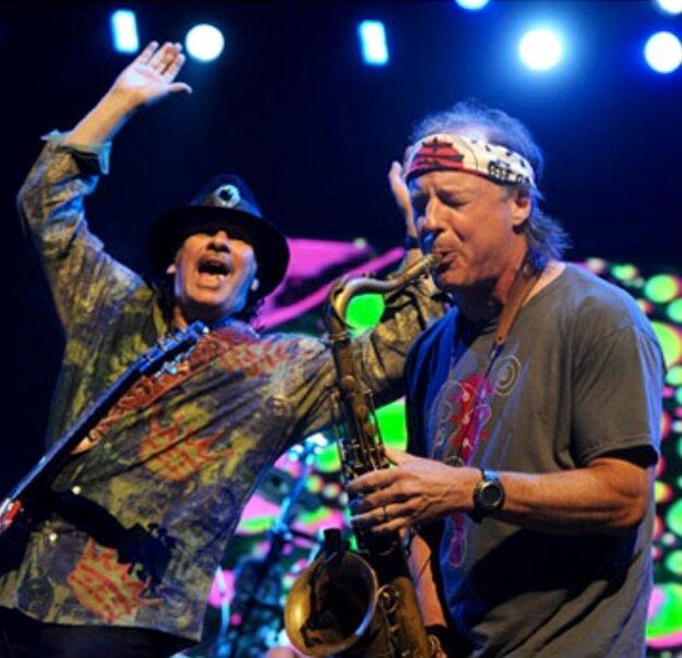 Bill Evans s Carlosom Santanom