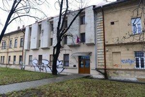 Sídlo Múzea rusínskej kultúry v bývalých kasárňach.