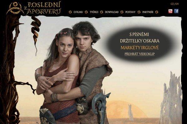 Prvý český fantasy film, píšu.