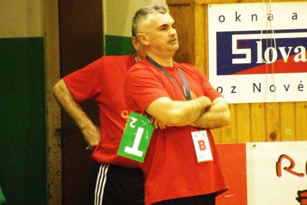 Tréner HC Štart Peter Sporni bol po stredajšom zápase proti ŠKP Bratislava s výkonom svojho mužstva spokojný