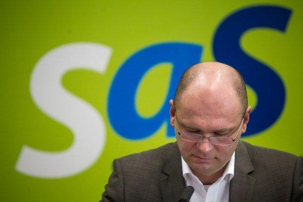 Richard Sulík rozšíri v europarlamente liberálnu frakciu.