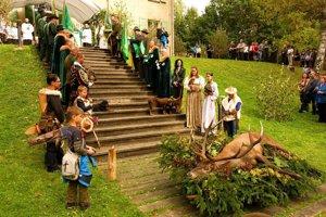 Do areálu kaštieľa v Oščadnici zavítalo v nedeľu 2. októbra okolo 1500 návštevníkov.