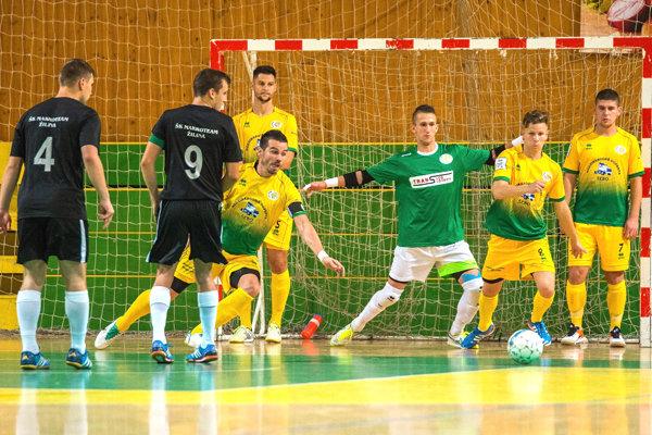Futsalisti Levíc si na svoje konto pripísali tretiu výhru v rade.