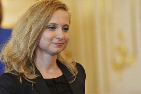 Katarína Krochtová.