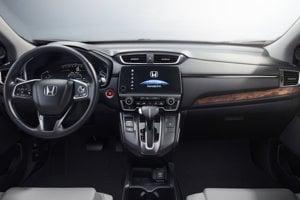 Honda CR-V piatej generácie