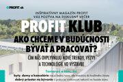 PROFIT klub 19. októbra 2016