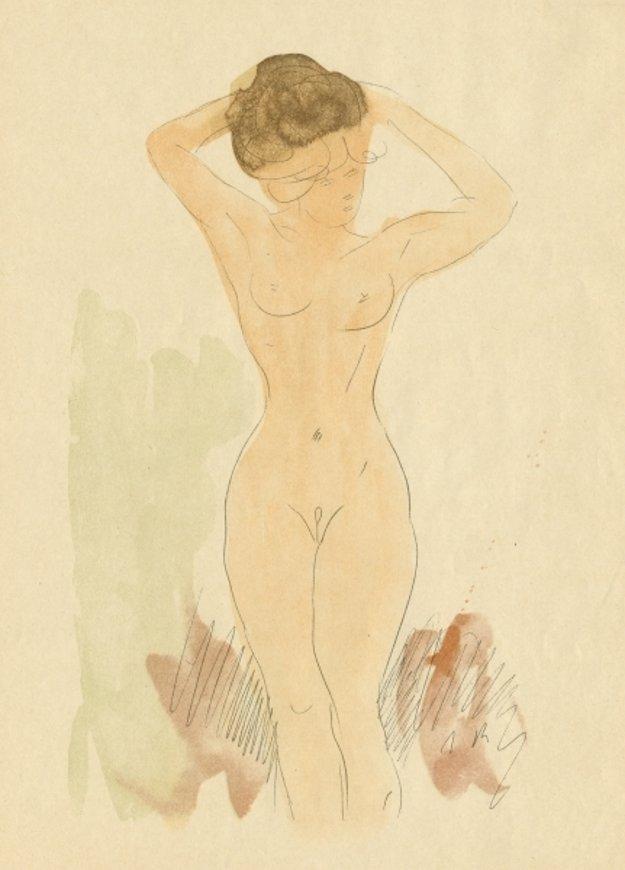Auguste Rodine mal v živote žien viac než dosť.