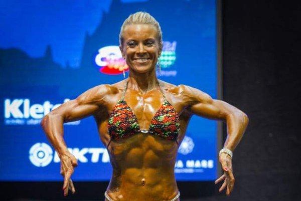 Katarína Tomášová je aj známou športovkyňou.