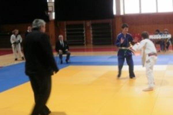 Prievidzskí džudisti TJ Sokol vybojovali štyri medailové umiestnenia.