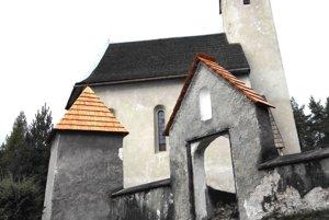 Kalvária v Kláštore pod Znievom.