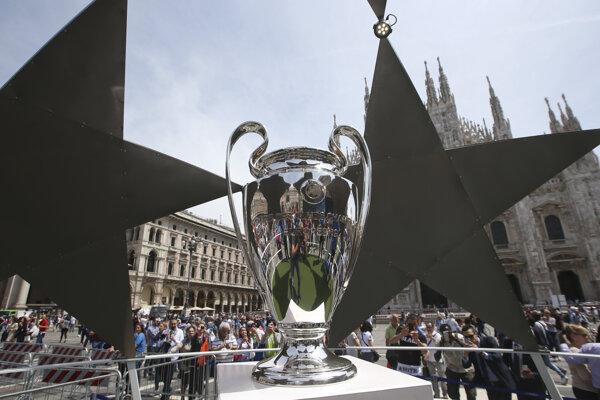 Budú zápasy Ligy majstrov ohrozené?