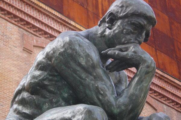 Auguste Rodin: Mysliteľ