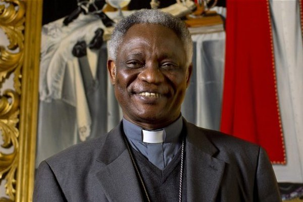 Peter Kodwo Appiah Turkson.