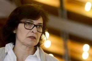 Lucia Žitňanská vraví, že si počas kampane ešte len vyberie, koho bude voliť.